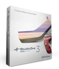 Free Audio Recording Software for Mac - Studio One Prime