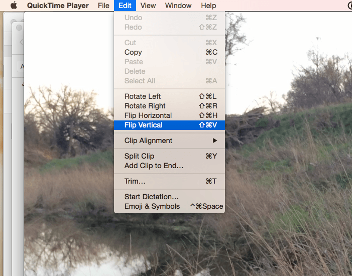 Record and Edit Video with QuickTime Player for Mac