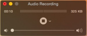 QuickTime Player Recording