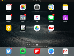 iPad Screen Recording