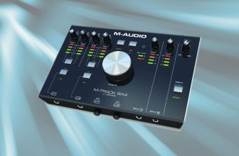 New M-Audio M-Track Audio Interfaces Announced at NAMM